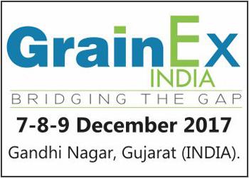 GRAIN EX INDIA-2017